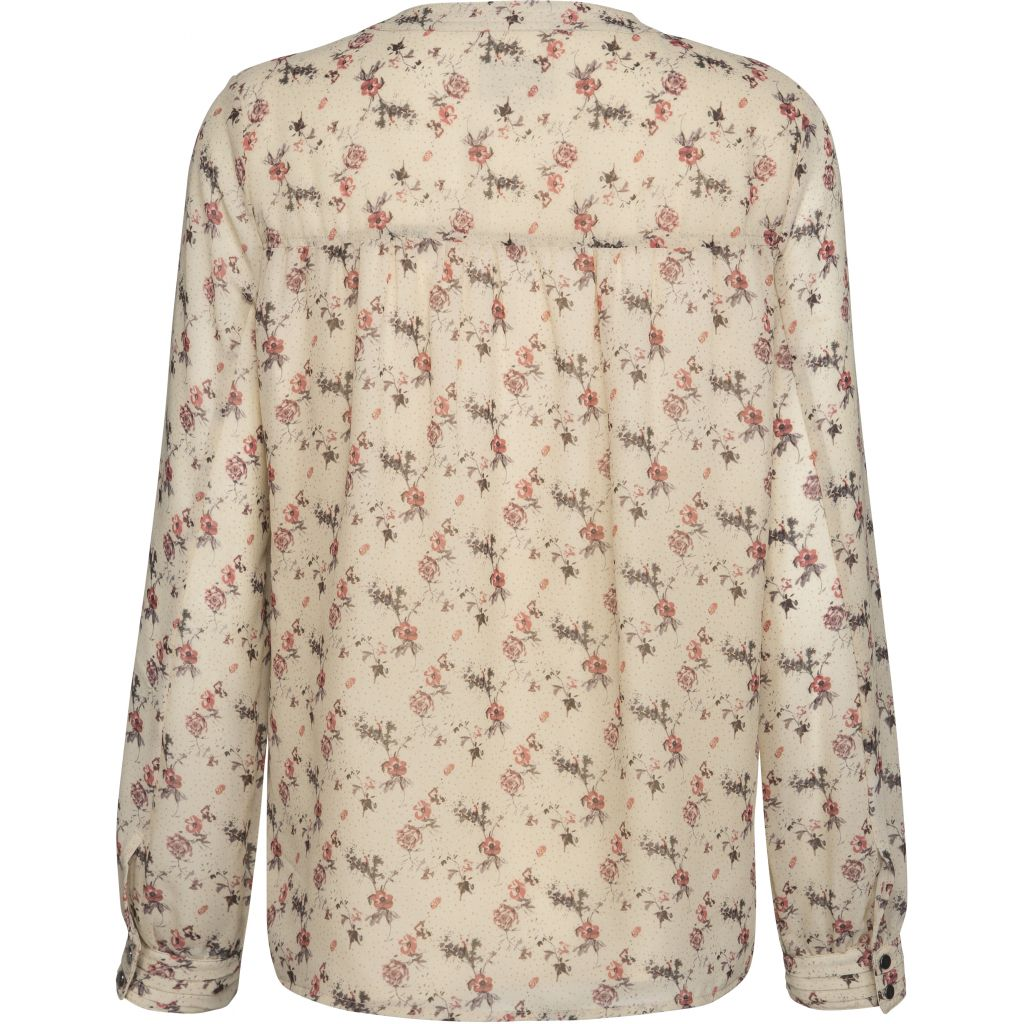 Augusta blouse - Champagne