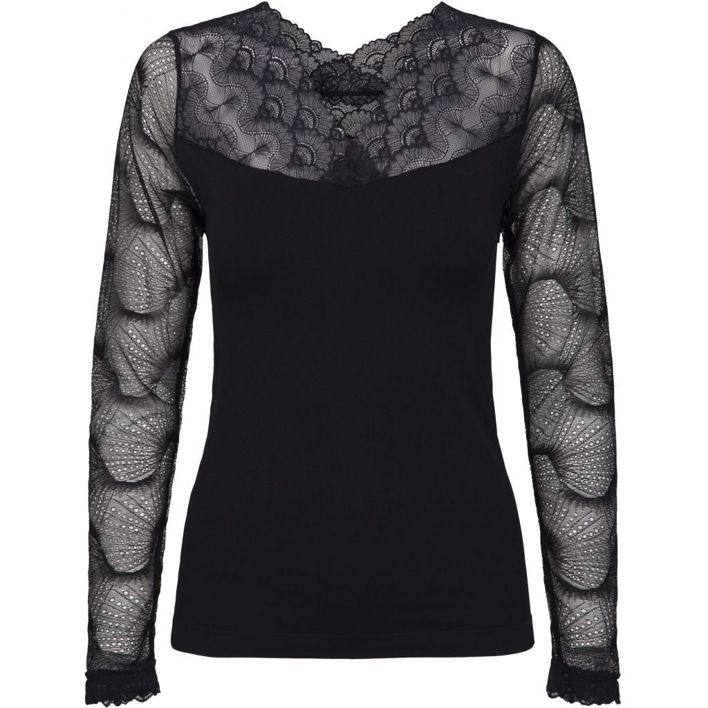 Bailey blouse - Black