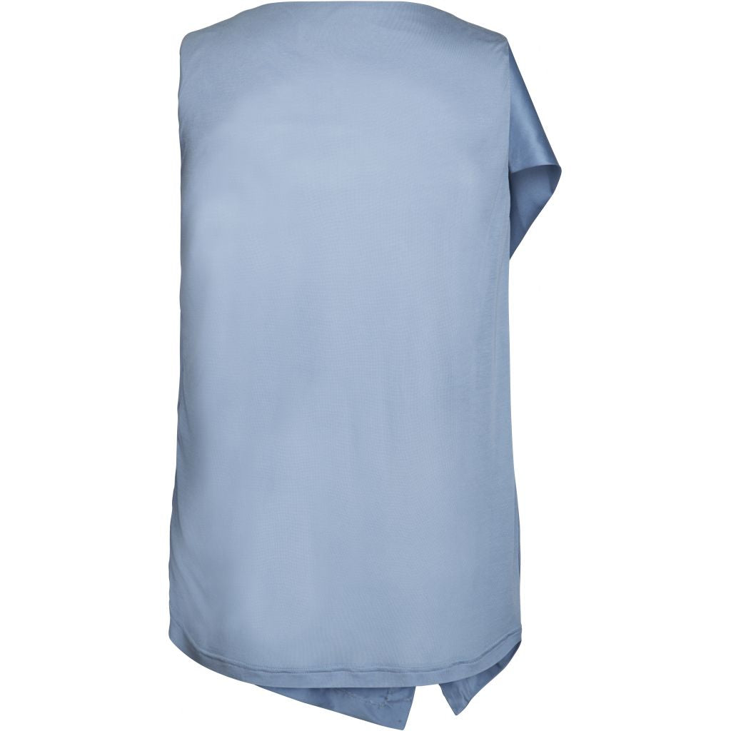 Viola top - Powder blue