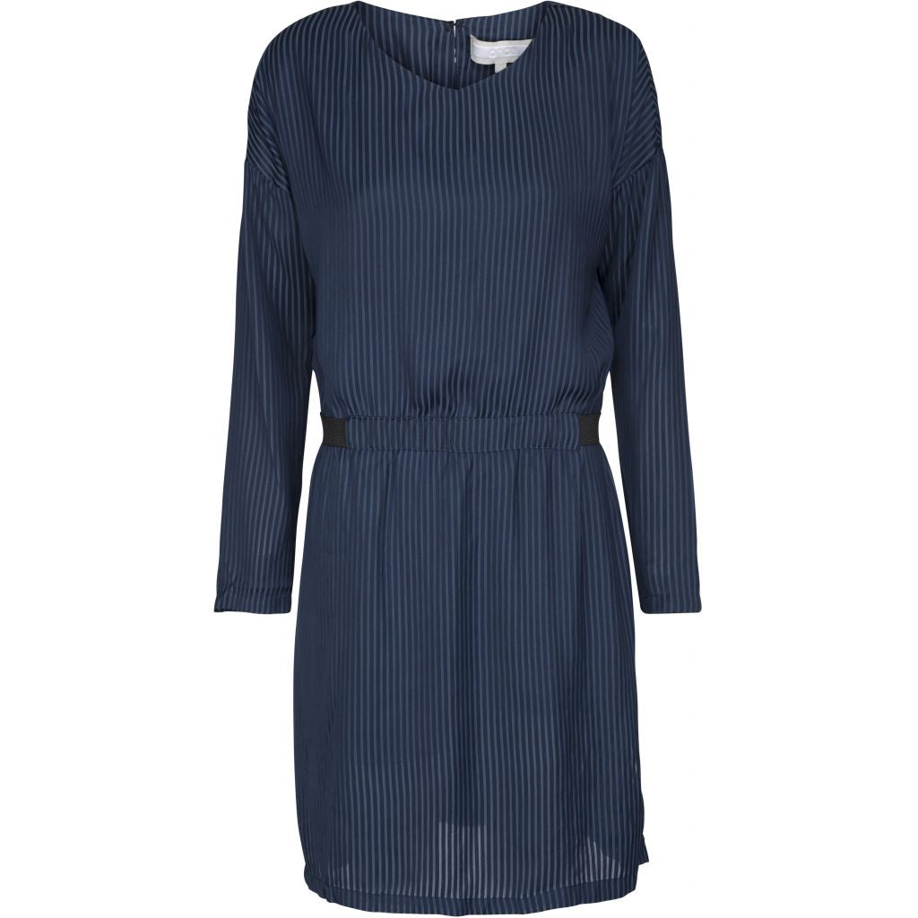 Paloma dress - Navy Eclipse