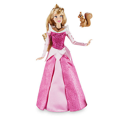 Aurora Classic Doll with Squirrel Figure - 12'
