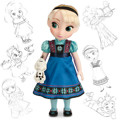 Elsa Doll - Frozen - 16''