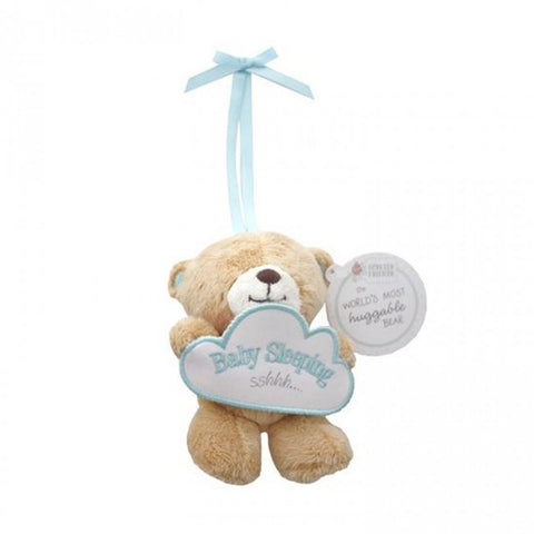 Forever Friends - Baby Boy Door Hanger