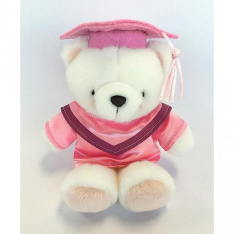 Forever Friends 4.5 Inch Blue Graduation Bear