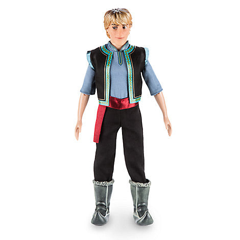 Kristoff Classic Doll - Frozen Fever - 12''