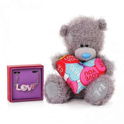 Love Bracelet And Bear Set