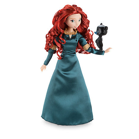 Merida Classic Doll with Bear Cub Figure - 12''