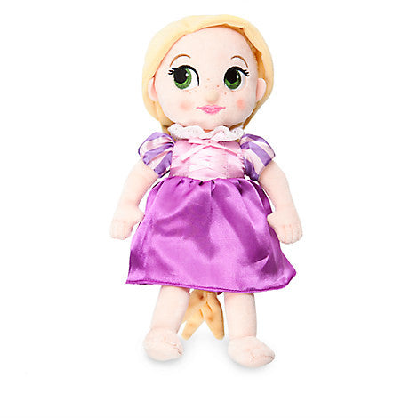 Rapunzel Plush Doll - Tangled - Small - 12''