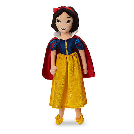 Snow White Plush Doll - Medium - 19 1/2''