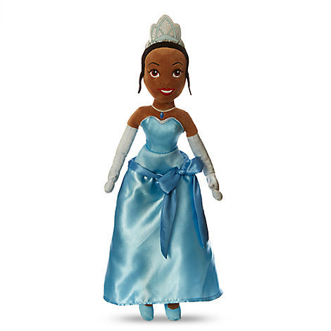 Tiana Plush Doll - Medium - 20 1/2''