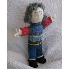 Handmade by Grannies, Granny Toy