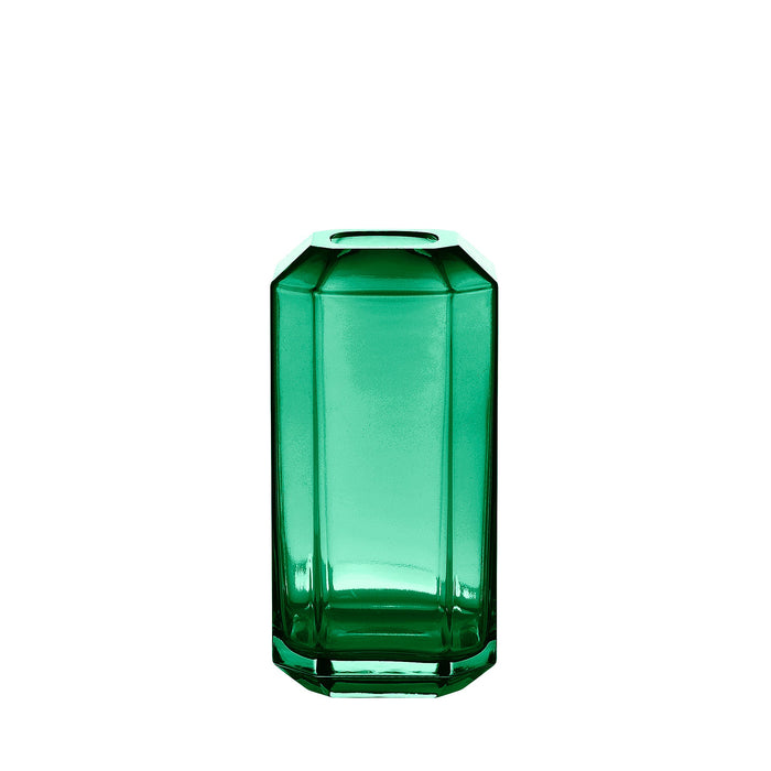 The Jewel Vase Green Small