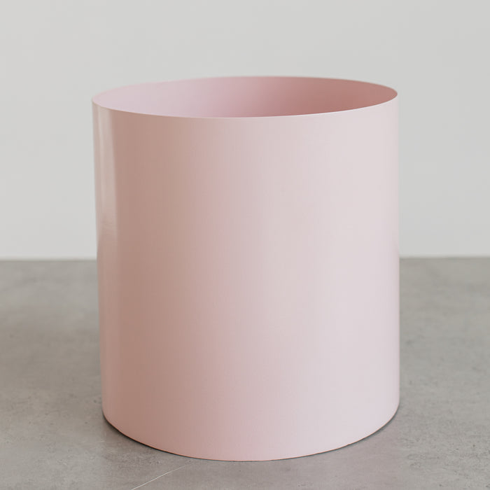 Bucket Vase Pink Lemonade