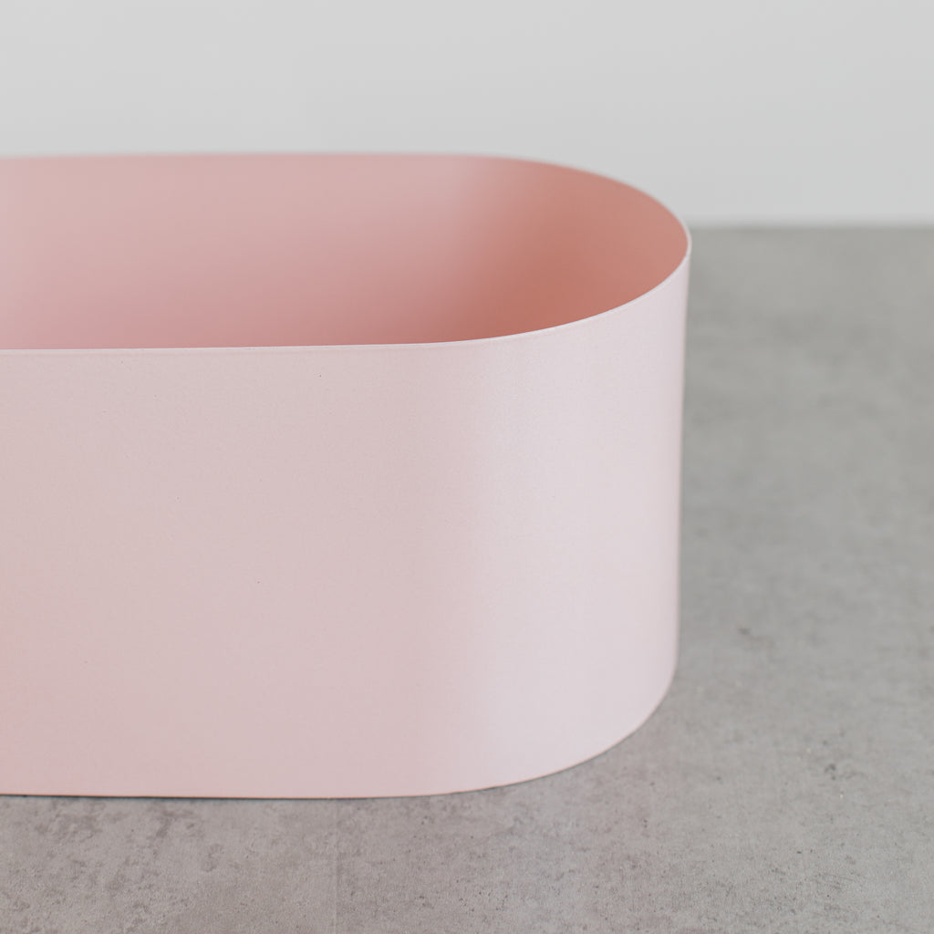 Love Boat Medium Pink Lemonade Bowl