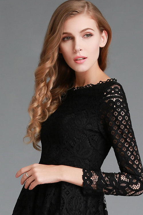Tight Lace Dress