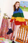 Full Body Rainbow Sweater