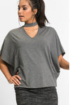 Batwing Sleeve T-Shirt