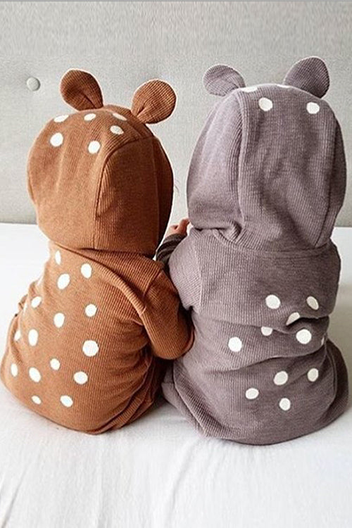 Lovely Deer Baby Romper