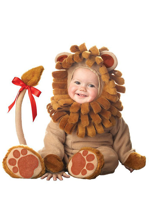 """My Little Animals"" Baby Romper"