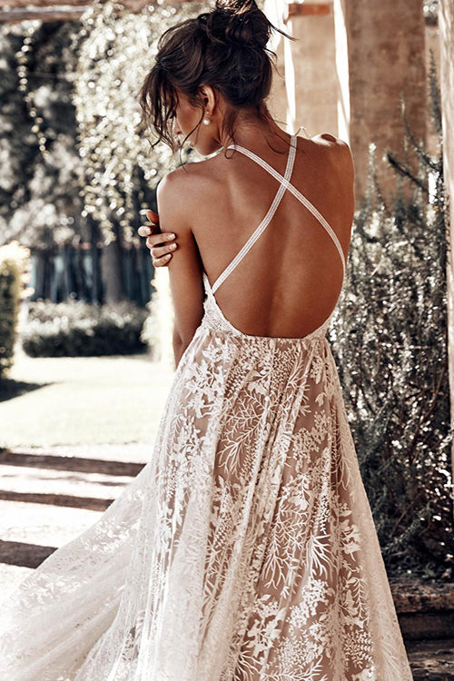 Love You For Eternity Lace Maxi Dress
