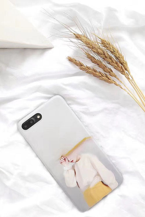 Nordic Style Print IPhone Case