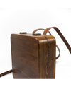 Square Wooden Backpack