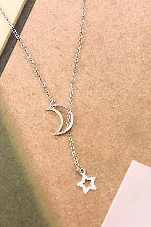 Moon&Star Necklace