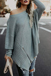 Can't Wait Oversize Sweater
