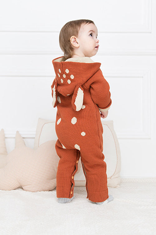 Lovely Animals Baby Romper
