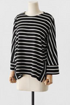 Oversized Stripped T-Shirt