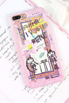 Kids Scribbles Print IPhone Case