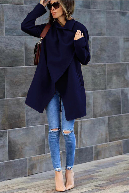 Go Your Own Way Chic Coat