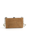Original Wooden Shoulder Bag