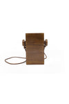 """Phoebe"" Wooden Shoulder Bag"
