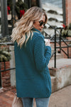 Fall Fever High Neck Knit Sweater