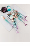 Mermaid Gradient Makeup Brush