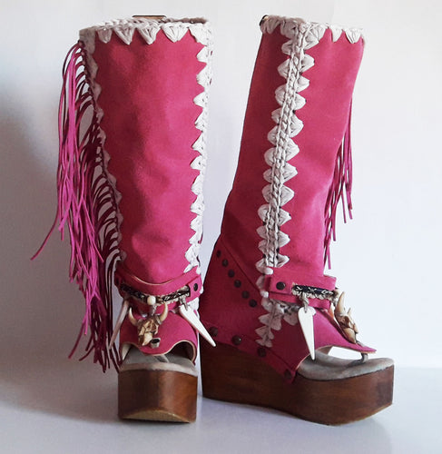 Indian Princess Boot