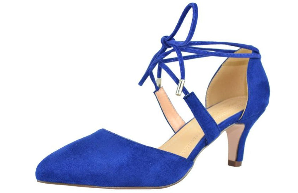 Royal Blue Womens Pumps