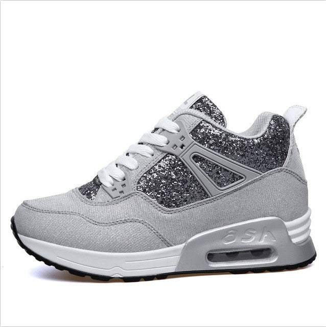 Women's casual sneakers.