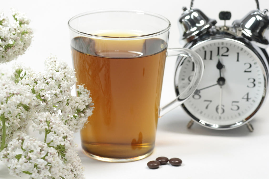 how much valerian root extract for sleep