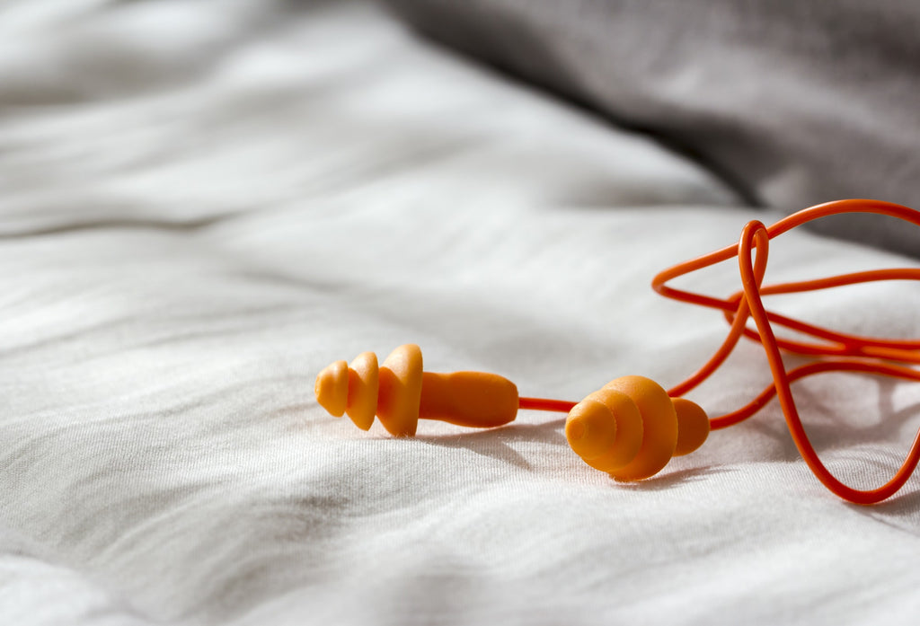 noise reducing ear plugs for sleeping‎