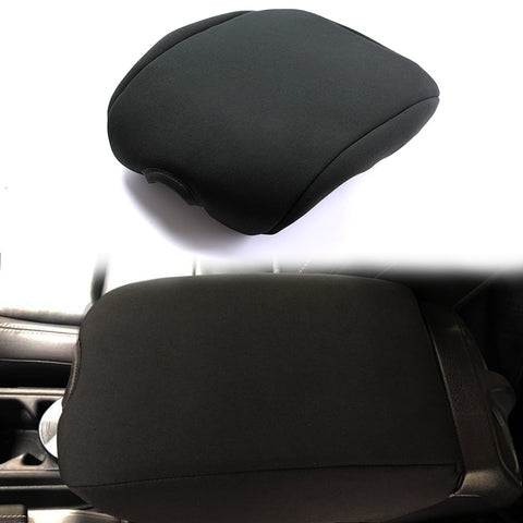 Jeep Wrangler JL JLU Center Console Armrest Cover Interior Accessories 2018 2019