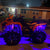 8 pod RGBW underglow LED Rock Lights Bluetooth Multicolor Neon LED Light Kit