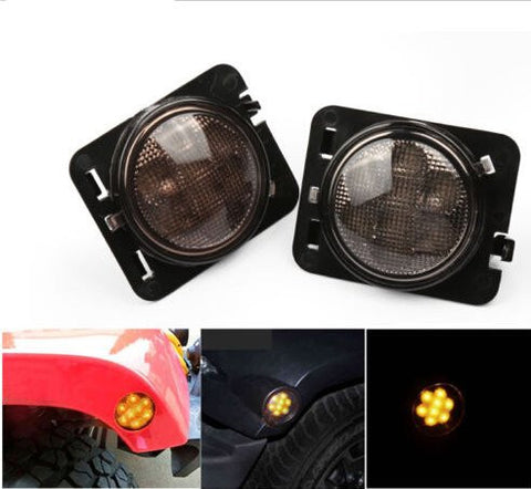 LED Side Maker Lights/Front Parking Turn Lamp - Sunpie