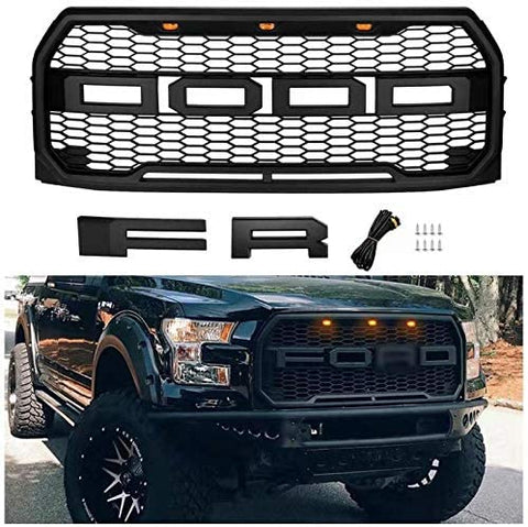 ford f150 front grill