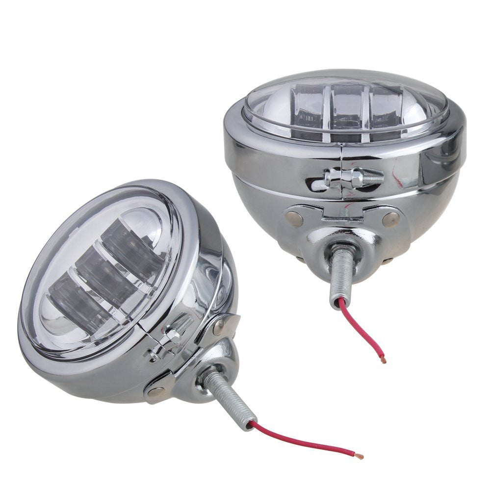 Electra Glide  U0026 Road King Auxiliary Fog Passing Light With