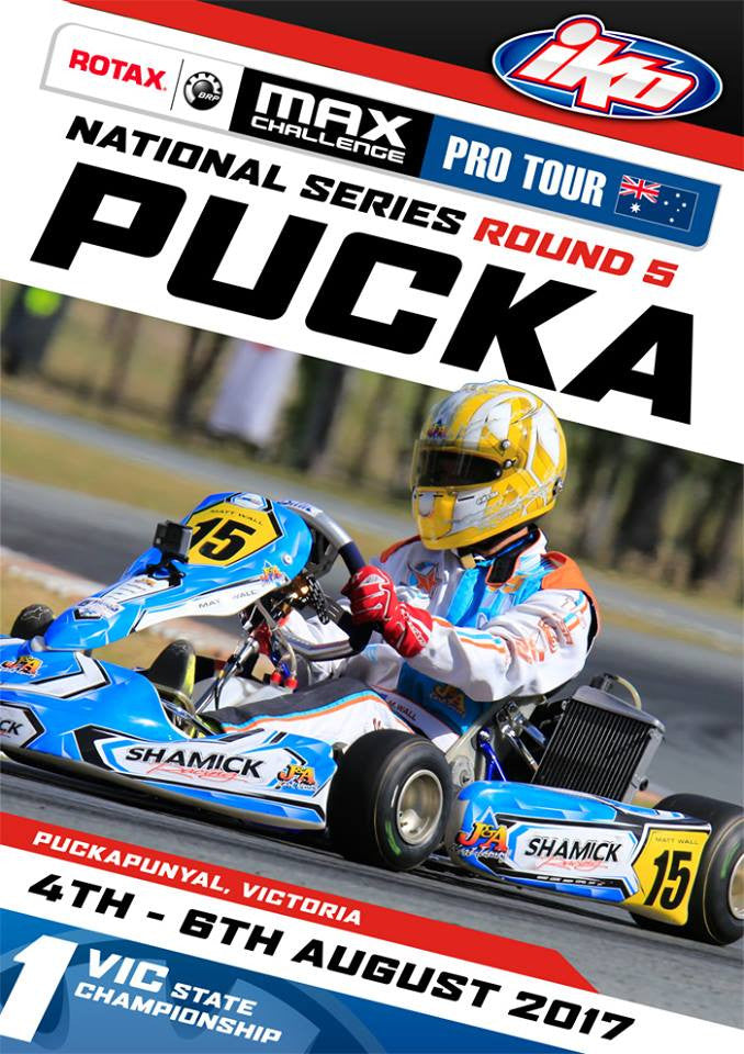 MKC Race Team to attend Rotax Pro Tour Rnd 5 Pucka