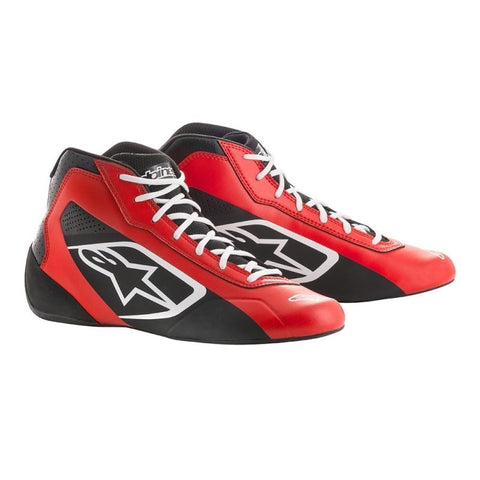 Tech 1 K Start Boots - Red/Black/White