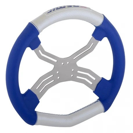 OTK Steering Wheel - 4-spoke Kosmic High Grip 2019