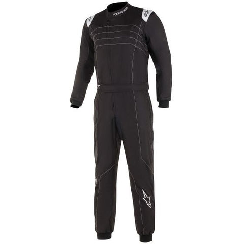 Alpinestars KMX 9 V2 Suit - Black/White
